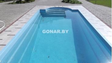 Композитный бассейн «Элегант»
