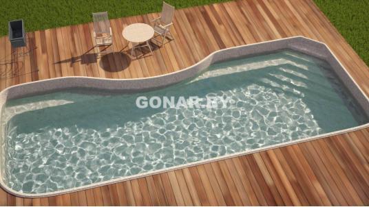 Композитный бассейн «Гранд»