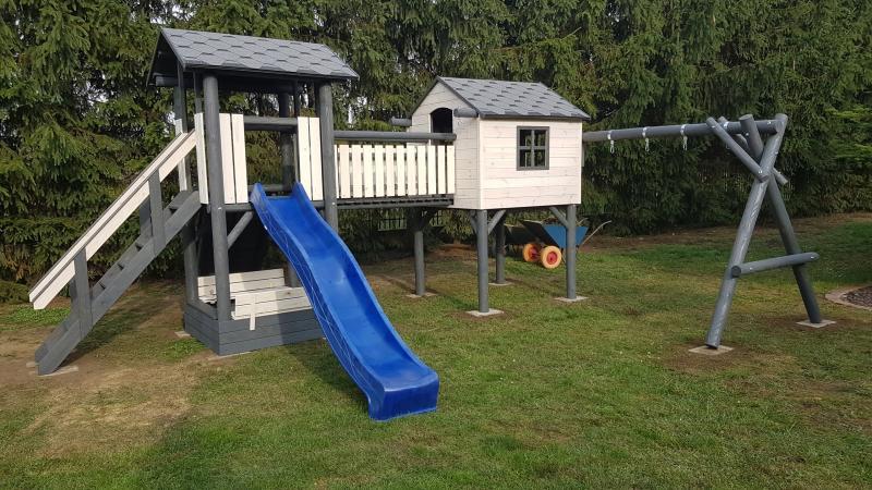 Детская площадка «Gonar» 8,5x4м